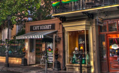 Royal Street Cafe Beignet